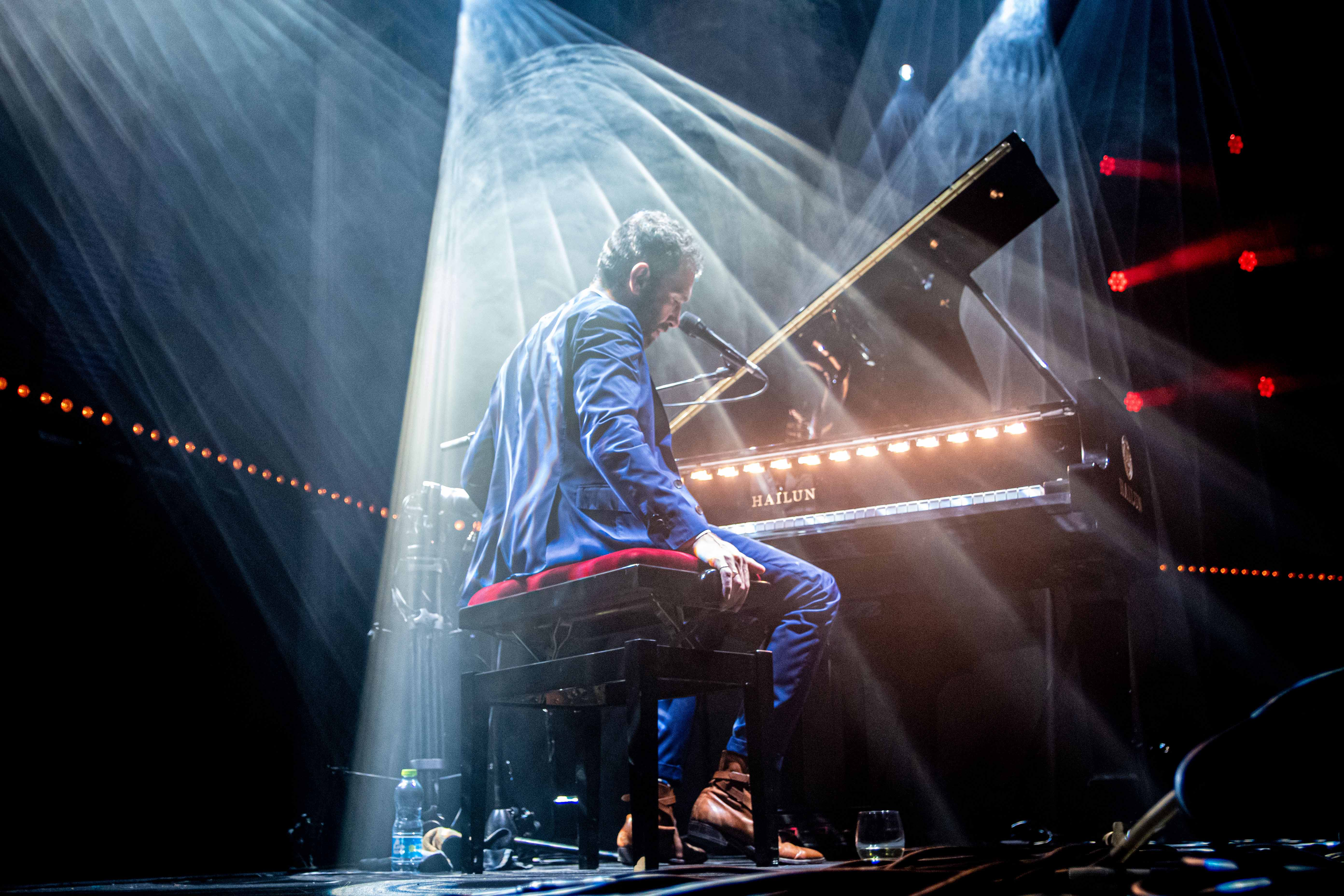 שלומי שבן והפסנתר